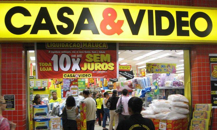 CASA & VIDEO VAGAS P/ REPOSITOR, AJUDANTE DE DEPOSITO, ESTOQUISTA, VENDEDOR, CAIXA, FISCAL - R$ 1.203,00- COM E SEM EXPERIENCIA - RIO DE JANEIRO