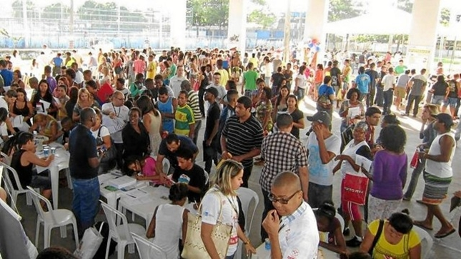 ATENÇÃO !!! grande feirão de empregos 220 oportunidades – diversas areas – rio de janeiro – comparecer 08/02
