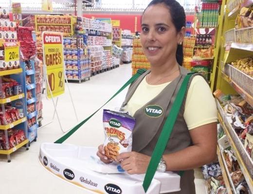 Demonstradora de Produtos – R$ 1.430,00 – sem experiencia – ramo alimenticio - rio de janeiro