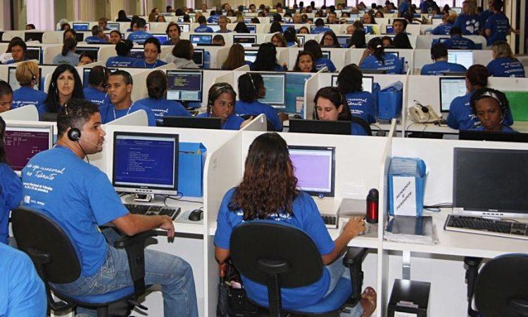 Operador de telemarketing –sem experiência –primeiro emprego – Bonsucesso / RJ