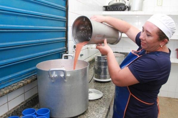 Auxiliar de Serviços Gerais, Cozinha, Atendente, auxiliar deAdministração Escolar - escola - Grajaú,Ipanema
