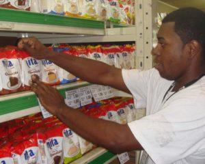 Deposista - Arrumar as mercadorias no estoque - Rio de Janeiro