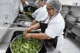 Ajudante de Cozinha - Auxiliar o cozinheiro nas atividades - Rio de Janeiro