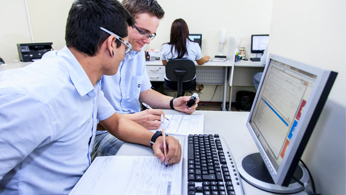 Preparador de Dados - Experiência em informática - Rio de Janeiro
