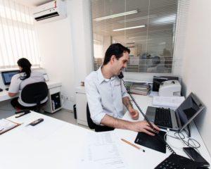 Auxiliar Administrativo - Realizar atendimento - Rio de Janeiro