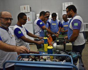 Mecânico de Refrigeração - Desejável vivência com compressor - Rio de Janeiro