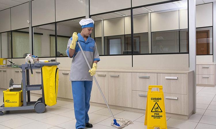 Auxiliar de Serviços Gerais - Conservar a limpeza do local - Rio de Janeiro