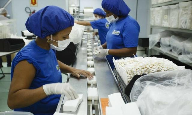 Auxiliar de Produção - Trabalhar em conjunto - Rio de Janeiro