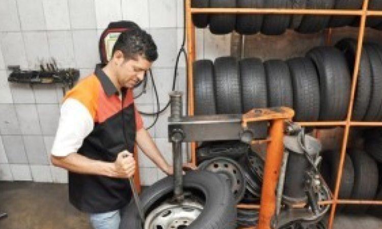 Borracheiro - Conhecimento em diversos tipos de carros - Rio de Janeiro