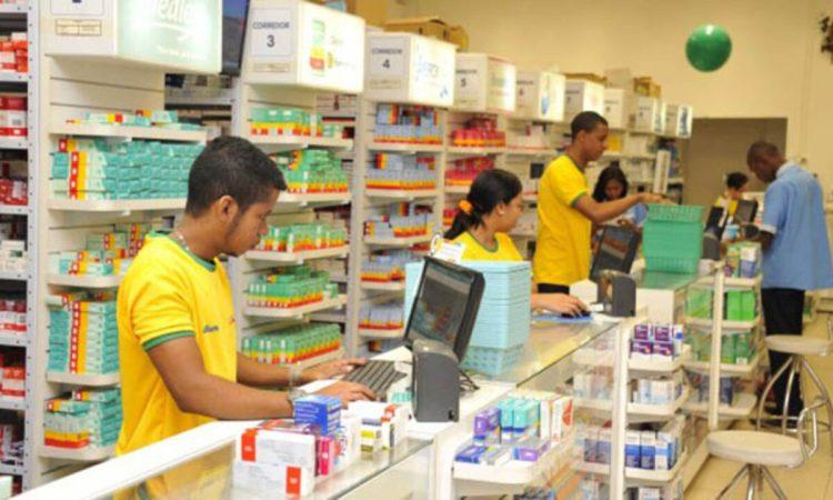 Atendente de Medicamentos - Atendimento ao público - Rio de Janeiro
