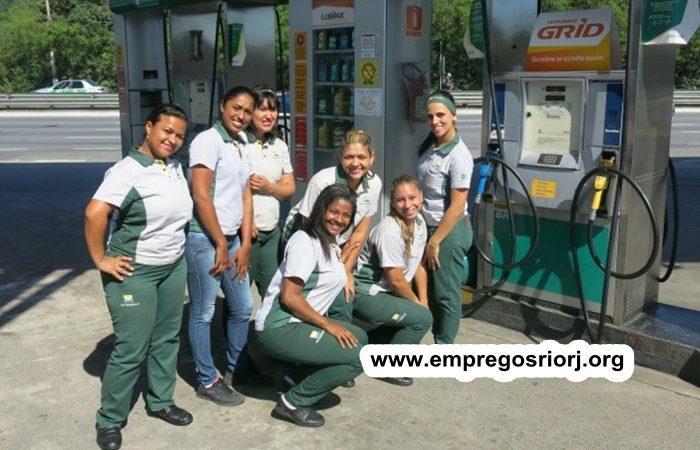 Encarregado de Posto de Combustível -Logística dos pedidos e controle de estoques de produtos - Rio de janeiro