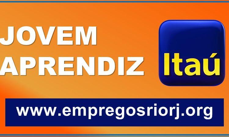 Itaú está aceitando Cadastros para Jovem Aprendiz - Sem experiência - Ser educado(a),Ter iniciativa