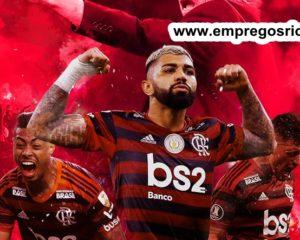 Lojas do Flamengo está aceitando Curriculo para vagas de empregos - Vender camisas, bermudas, etc.. - Rio de janeiro