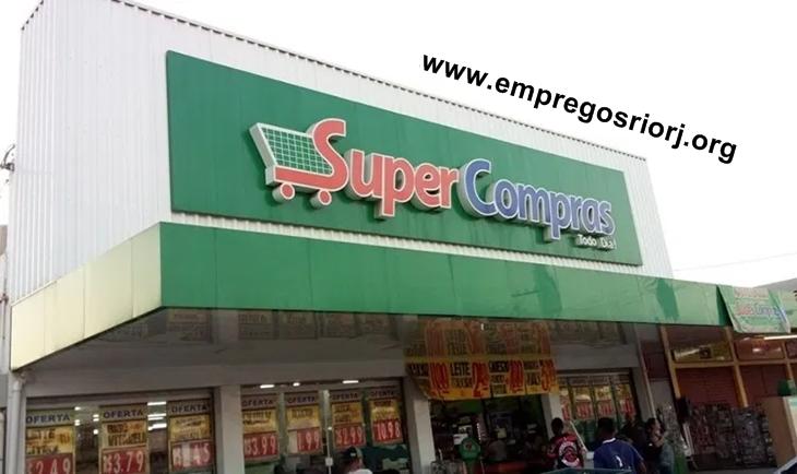 SUPERMERCADOS SUPER COMPRAS ESTÁ ACEITANDO CURRICULO PARA VAGAS DE EMPREGOS - R$ 1.256,00 - COM E SEM EXPERIÊNCIA - ARRUMAR, LIMPEZA DO LOCAL - RIO DE JANEIRO
