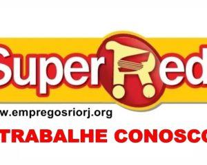 SUPERMERCADOS SUPER REDE VAGAS P/ REPOSITOR DE HORTIFRUTI, AJUDANTE DE LOJA, REPOSITOR, CAIXA, CONFEITEIRO - R$ 1.170,00 - COM E SEM EXPERIÊNCIA - RIO DE JANEIRO