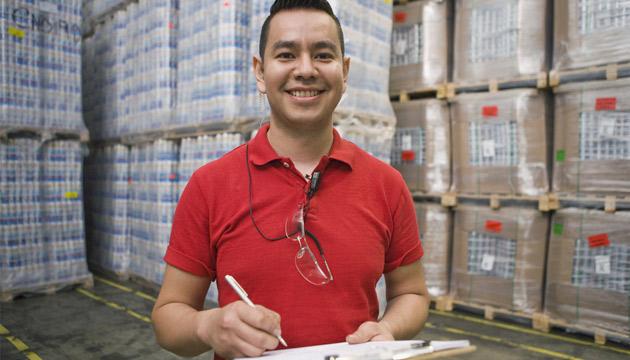 Estoquista - Controle e inspeção de mercadorias - Rio de Janeiro