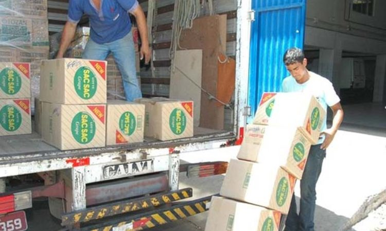 Ajudante de Carga e Descarga - Ser proativo - Rio de Janeiro