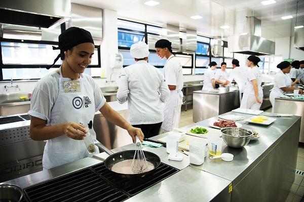 Cozinheiro,Pintor -R$ 1.232,00 - Atuar no preparo de cardápios, ter bom relacionamento interpessoal - Rio de Janeiro