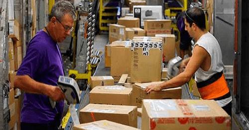 Estoquista,Cabeleireiro - R$ 1.680,00 - Guardar as mercadorias, trabalhar em escalas - Rio de Janeiro