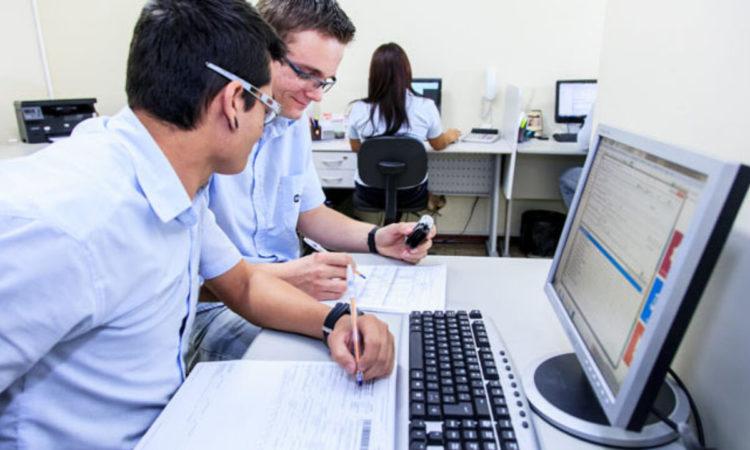 Auxiliar de Sistema,Estágio Contabilidade - R$ 1.337,74 - Ter disponibilidade de horário, ser dinâmico - Rio de Janeiro