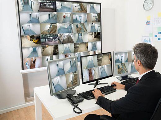 Auxiliar de Limpeza,Operador de CFTV - R$ 1.392,30 - Ter disponibilidade de horário, operar câmeras de vigilância - Rio de Janeiro
