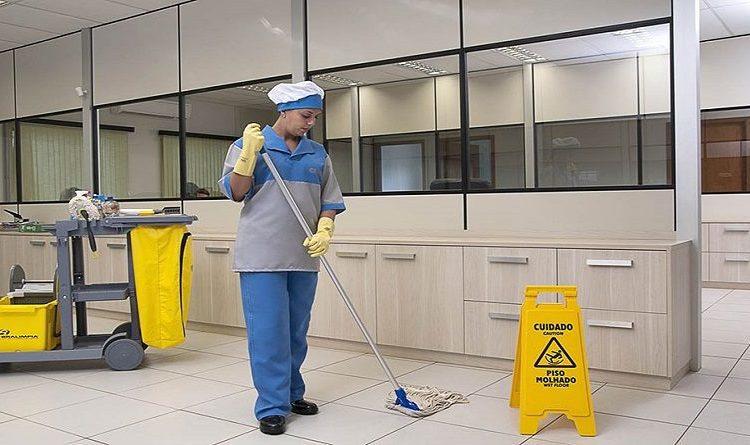 Serralheiro, Auxiliar de Limpeza -R$ 1.215,00 - Trabalhar em escalas, zelar pela boa apresentação do local - Rio de Janeiro
