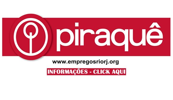 Piraquê está com vaga de emprego aberta - fabrica alimentícia, Biscoitos, massas - Rio de janeiro
