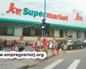 SUPERMARKET ESTÁ ACEITANDO CURRICULO PARA VAGAS DE EMPREGOS - R$ 1.158,00 - COM E SEM EXPERIÊNCIA - SER PRESTATIVO, ARRUMAR SETORES, LIMPEZA - RIO DE JANEIRO