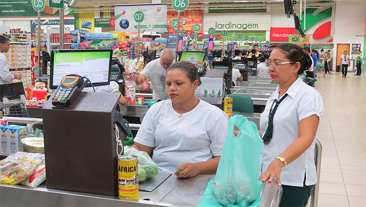 Auxiliar de Estoque, Hostess - R$ 1.192,00 - Ter pontualidade, trabalhar com o fluxo de mercadorias - Rio de Janeiro