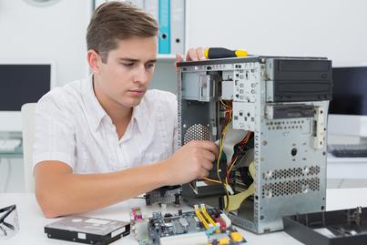 Técnico de TI, Eletrotécnico - R$ 2.400,00 - Ter conhecimentos em informática, ser pontual - Rio de Janeiro