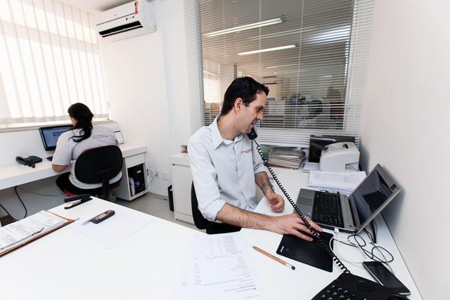 Mecânico de Refrigeração, Auxiliar de Contabilidade - R$ 2.388,00 - Conhecimentos em informática, ser comunicativo - Rio de Janeiro