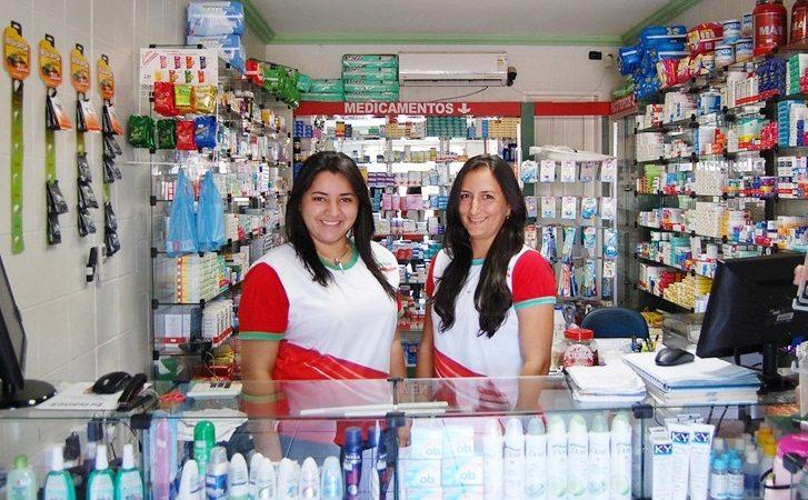 Atendente de Farmácia, Auxiliar de Sistema - R$ 1.250,00 - Ter boa fluência verbal, ser proativo - Rio de Janeiro
