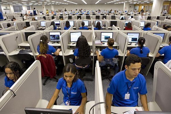 Operador de Telemarketing, Técnico de Controle - R$ 1.199,00 - Ser comunicativo, realizar atendimento telefônico - Rio de Janeiro