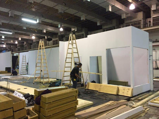 Auxiliar Administrativo,Montador de Eventos - R$ 1.500,00 - Realizar a montagem do salão para pequenos e grandes eventos - Rio de Janeiro