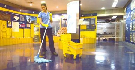 Auxiliar de Serviços Gerais, Gerente - R$ 1.234,57 - Atuar na limpeza do loca, ter seriedade - Rio de Janeiro