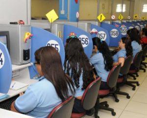 Locutor, Operador de Telemarketing - R$ 1.893,26 - Escala 6x1, ter boa fluência verbal - Rio de Janeiro