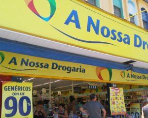 A Nossa Drogaria está com vagas de empregos abertas - com sem experiência - diversas areas - Rio de janeiro
