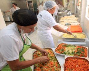 Auxiliar de cozinha, auxiliar de produção, conferente, estoquista, fiscal - R$ 1.280,00 - com e sem experiencia - Rio de Janeiro