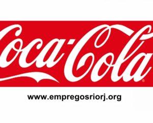 Coca-Cola esta com vagas de empregos abertas -R$ 1.207,00 - fabrica de refrigerante, bebidas - Rio de janeiro