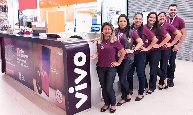 Lojas Vivo está com vagas de empregos abertas - com experiencia - Rio de janeiro