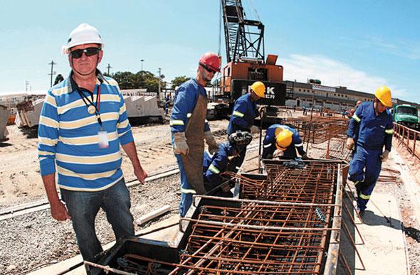 Manutenção, Polidor - R$ 1.660,00 - Realizar montagem de estruturas, ser atencioso - Rio de Janeiro