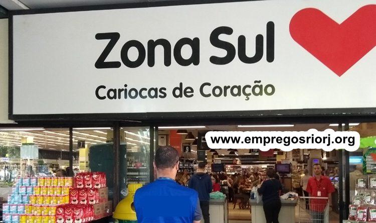 Supermercados zona Sul está com vagas de empregos abertas -R$ 1.264,00 - Rio de janeiro