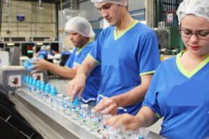 Auxiliar de Produção de montagem de chupeta e mamadeira,atendente de lanchonete – R$ 1.120,00– com e sem experiencia – Rio de Janeiro