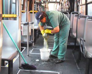 Limpeza de Ônibus, auxiliar de serviços gerais,auxiliar administrativo,operador de telemarketing - R$ 1.295,00 - com e sem experiencia - Rio de janeiro