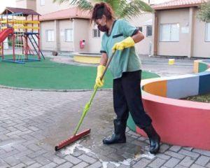 Auxiliar de limpeza, auxiliar de cozinha, atendente, copeira - com e sem experiencia - Rio de janeiro
