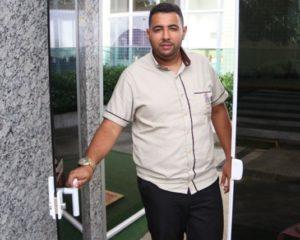 Porteiro, auxiliar de serviços gerais, estoquista, ajudante de cozinha -R$ 1.393,62 - escala 12x36 - Rio de janeiro