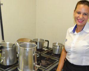 Copeira, lavadora de pratos, auxiliar de cozinha, atendente de restaurante - R$ 1.185,00 - Rio de janeiro