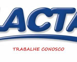 Lacta está comvagas de empregos abertas - Rio de janeiro