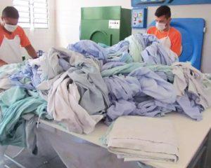 Auxiliar de lavanderia,auxiliar de serviços gerais, tecnico deenfermagem - Rio de Janeiro