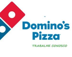 Domino´s Pizza está com vagas de empregos abertas - Rio de Janeiro